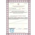 Лицензия МЦ Статус 1